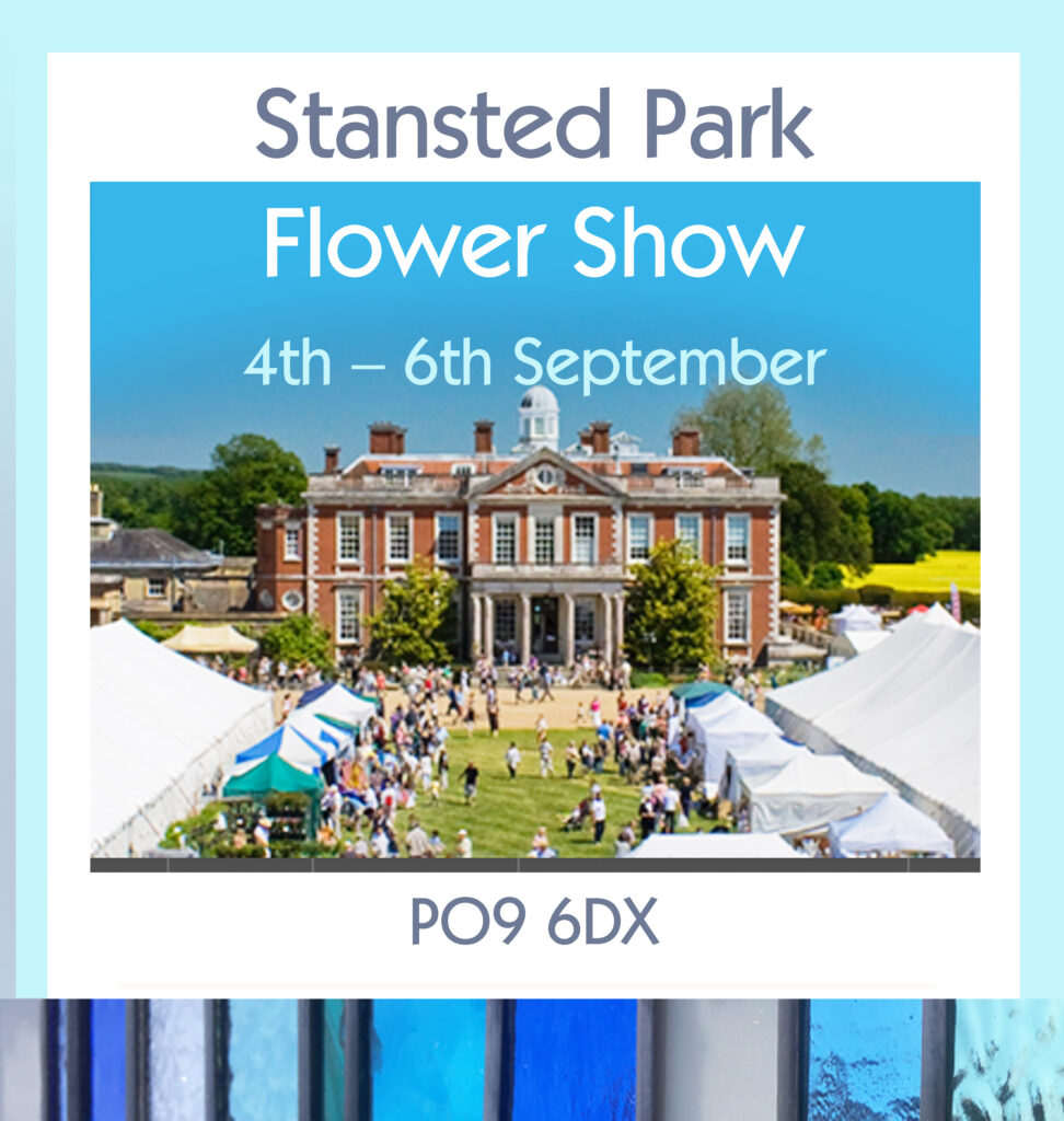 Stansted house flower show, the garden shows