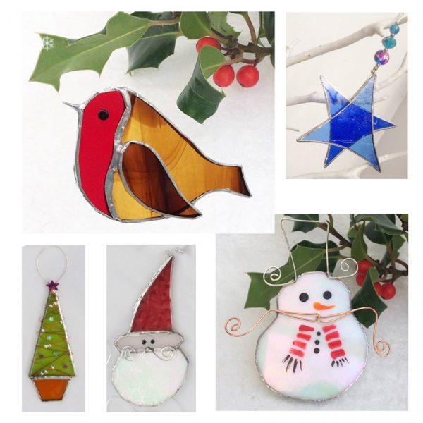 Christmas decs workshop